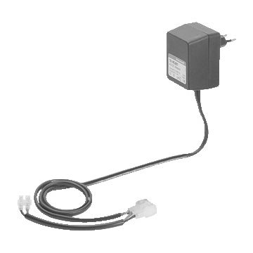 Honeywell universele voedingseenheid, 60x110x60mm, spanningstype AC, 1e sec bij AC 24V