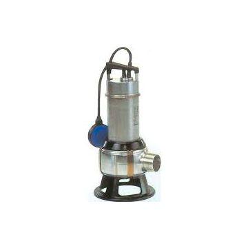 Grundfos UNILIFT AP vuilwaterdompelpomp, max. volumestroom 18 m³ per uur, nom. debiet 9,19 m³ per uur, RVS