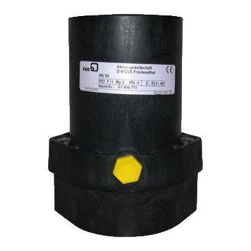 Ksb Mini-Compacta terugslagklep, hoogte 12.5mm uitwendige buisdiameter alle