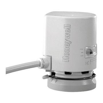 Honeywell therm servomotor wasgevuld Ultraline MT4, (lxbxh) 57x42x57mm, wit