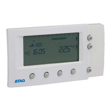 ATAG WiZe modulerende klokthermostaat, wit