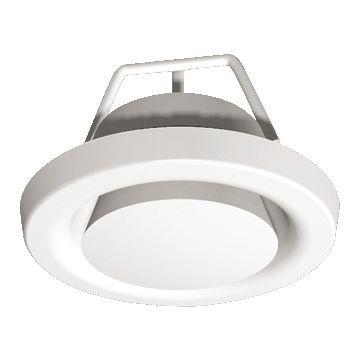 Air Spiralo ventilatieventiel URH, staal, wit, rond, nom. diam aansluiting 125mm