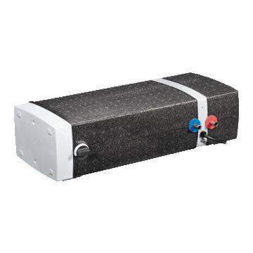 Inventum elektrische boiler normaal Q-line, boilervat RVS (RVS), mantel kunststof