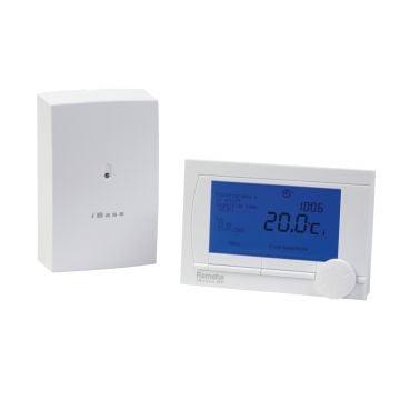 Remeha iSense modulerende draadloze klokthermostaat, wit