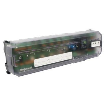 Honeywell HCE20 zoneregelsysteem bedraad 6-zones voor vloerverwarming 230V