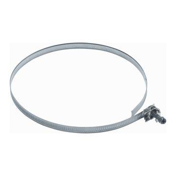 AIR Spiralo wormschroefklem voor slang, band RVS, klembereik 50-215mm bandbreedte