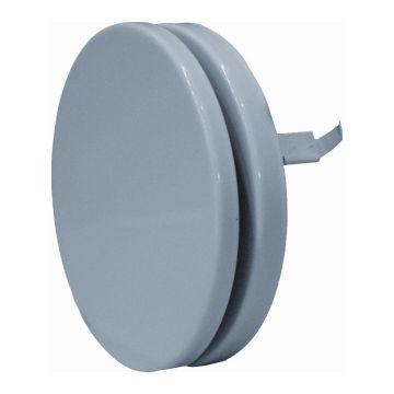 Orcon ventilatieventiel toev vent, staal, wit, rond