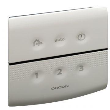 Orcon radiografische zender vent, wit