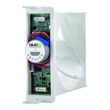 Duco Ventilation Vocht Regelklep 50 m³/h badkamer/bijkeuken