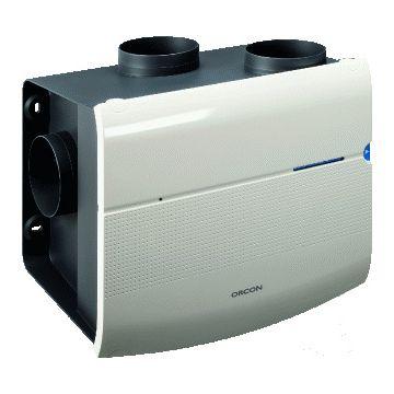 Orcon woonhuisventilator MVS, 463x442x303mm, behuizing kunststof