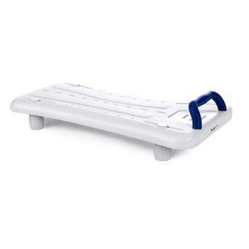 Linido badplank, wit