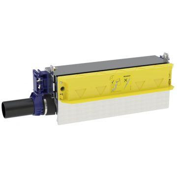 Geberit Gis douche-element met wandgoot vloeropbouw va.90 mm.
