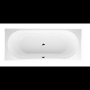 Bette Starlet ligbad plaatstaal/geëmailleerd, wit, (lxb) 1500x800mm rechthoekig