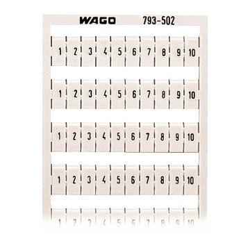 Wago codering rijgkl 793502