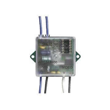 Legrand BTicino interface externe camera