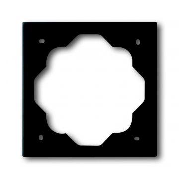 Busch-Jaeger Impuls afdekraam 1-voudig, matzwart