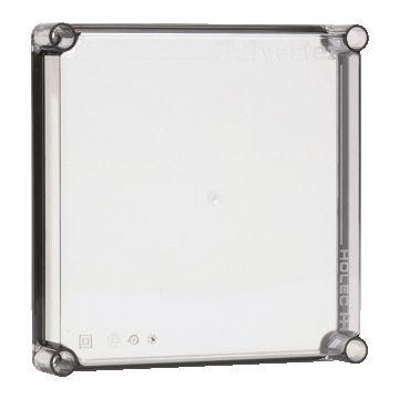 Eaton Halyester KD deksel installatiekast, kunststof, (hxbxd) 540x540x45mm