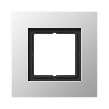JUNG LS Plus aluminium afdekraam, metaal, aluminium, (bxhxd)
