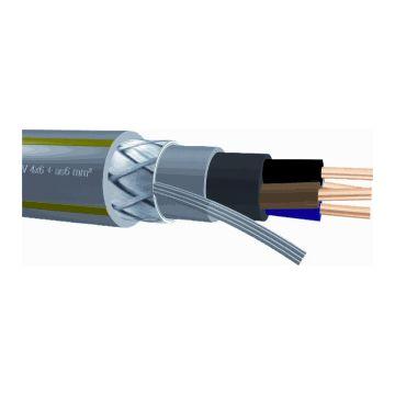 Draka EO-YMEKaszh installatiekabel, bewapening, geleidermateriaal cu. blank