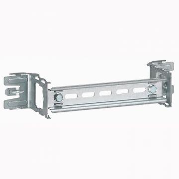 Legrand XL3 400 din-rail volgens EN 50022, aluminium, (lxb) 85x158mm uitvoering