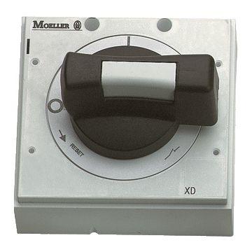 Eaton NZM 2 bedieningsknop voor vermogensschakelaar, zwart, afsluitbaar