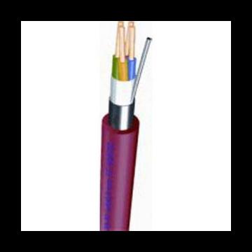 Draka 2300 signaal-/telefoonkabel, nom. geleiderdiameter 0.8mm samenstelling
