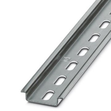 Phoenix Contact NS montagerail DIN-rail 35/7.5, staal, (hxl) 35x2000mm uitvoering