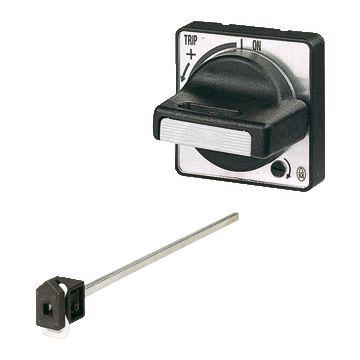 Eaton PKZ 0 bedieningsknop voor vermogensschakelaar, zwart, afsluitbaar