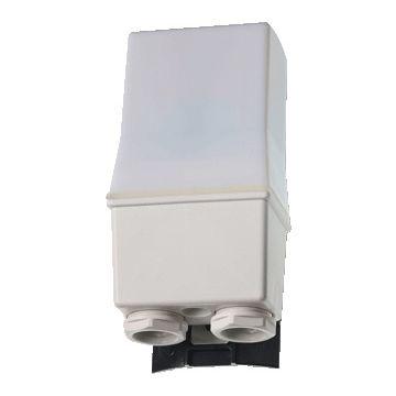 Finder 10 schemerschakelaar kunststof, wit, uitvoering sensor lichtsensor