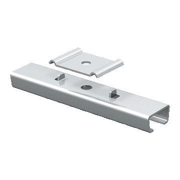 Obo GMS ophangbeugel kabeldraagsysteem, staal, geschikt voor goot-/ladderbreedte