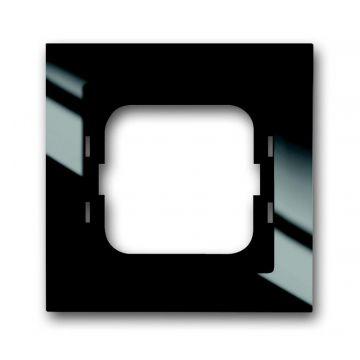 Busch-Jaeger Busch-axcent afdekraam 1-voudig, zwart