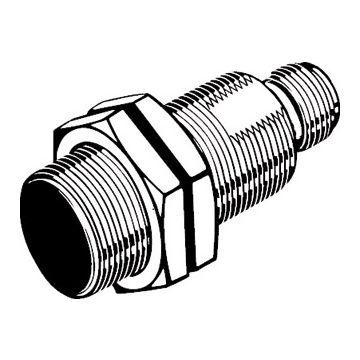 Omron E2 A naderingsschakelaar, diepte 39mm herkenningsprincipe inductief