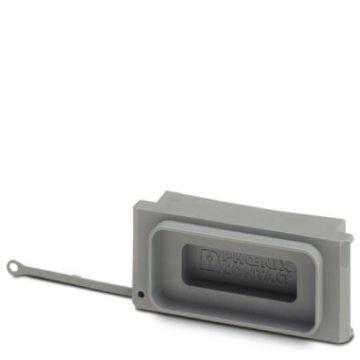 Phoenix Contact VS beschermhoes/-kap drukknop/signaall, PA, (hxb) 19.8x16.5mm