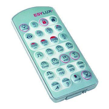 Esylux toebehoren bewegingssensor, alu/zilver, type toebehoren handzender voor