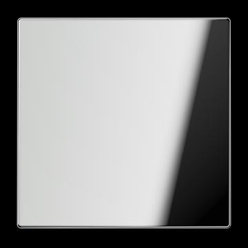 JUNG LS range bedieningselement/centraalplaat, metaal, antraciet, uitvoering