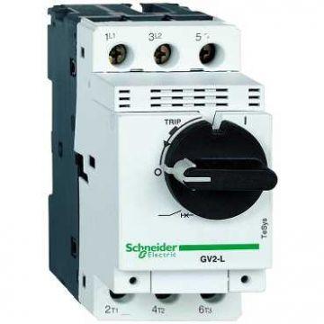 Schneider Electric T TeSys vermogensschakelaar vast, instelbereik overbelastingsbeveilig