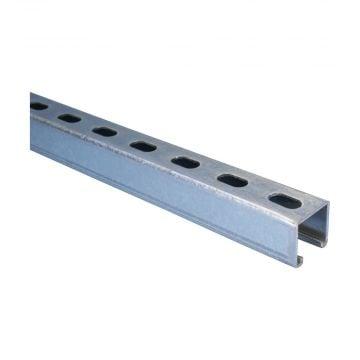nVent strut lac60-1 eg, lengte 6 meter