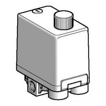 Schneider Electric T drukschakelaar, geschikt als wacht, geschikt als 2-puntsregelaar
