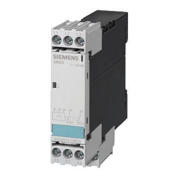 Siemens 3UG4 fasebewakingsrelais, (bxhxd) 22.5x83x91mm uitvoering elektrische