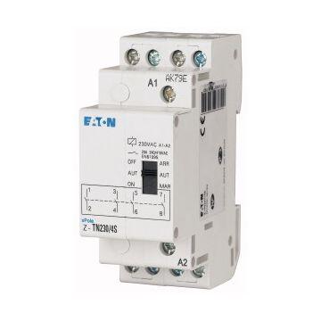 Eaton Z TN installatierelais, voedingsspanning 250V, spanningstype