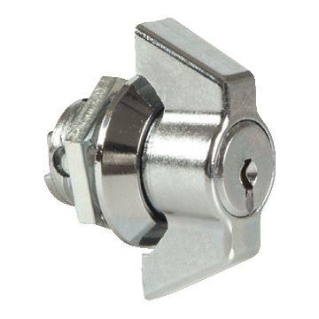 Eldon deursluiting voor kast/lessenaar, handgreep draaigreep, type sluiting