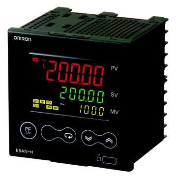 Omron E5AN H digitale temperatuurregelaar, temperatuurbereik -200-+1300°C