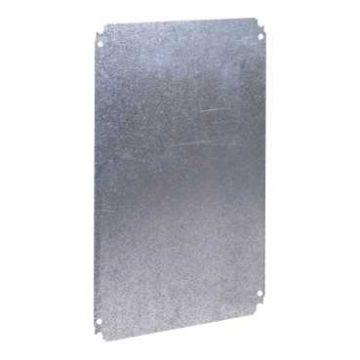 Schneider Electric S Serie 54900 montageplaat voor kast/lessenaar, staal, (hxb)