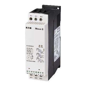Eaton DS 7 soft starter, nom. bedrijfsstroom Ie bij 40 °C 24A, nom.