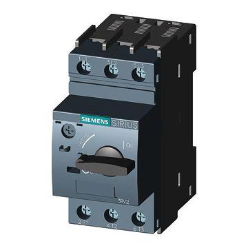 Siemens vermogensschakelaar nom. continustroom Iu 5A, nom. afschakelaarvermogen