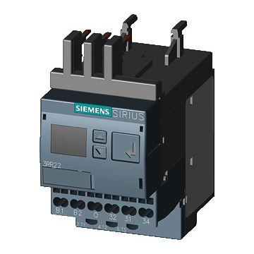 Siemens stroomrelais, (hxbxd) 90x45x80mm uitvoering elektrische aansluiting
