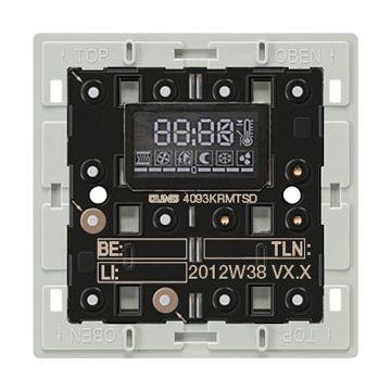 JUNG controller bussysteem, bussysteem KNX, inbouw, met display, bedrijfsspanning