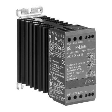 Ic-electronic SMC3 soft starter, nom. bedrijfsstroom Ie bij 40 °C 15A, nom.