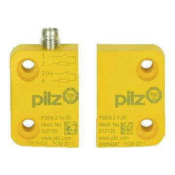 Pilz relais voor veiligheidsstroomcircuits, uitvoering basisapparaat, uitvoering