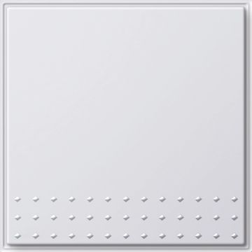 Gira TX44 enkel drukcontact, overig, wit, samenstelling basiselement met centRALe